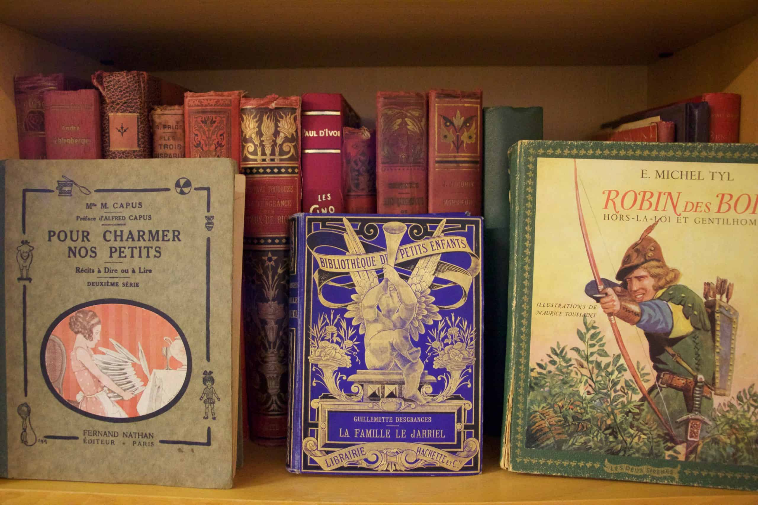 Livres pour enfants, Robin des Bois